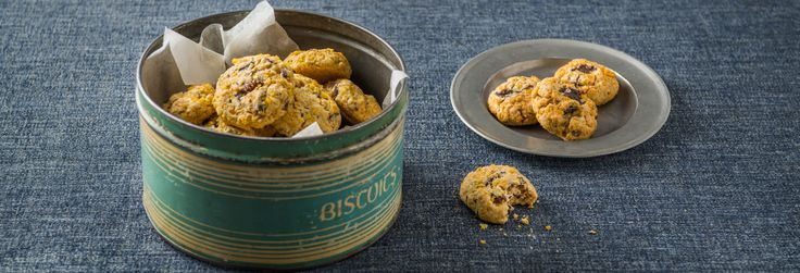 Haigh's Chocolates –Chocolate, Orange &  Sultana Cornflake Biscuits