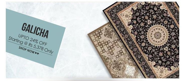 Shop with us at #makemyhome, where you will find our beautiful #carpet designs at very attractive price.  Follow the image.
