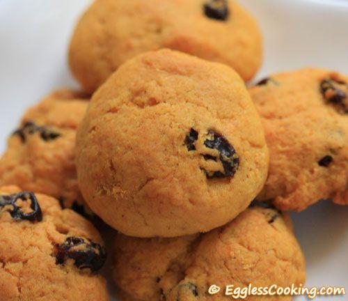 Vegan Pumpkin Cookies | Sweets | Pinterest