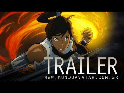 The Legend of Korra - Book 1: Air - Official Trailer