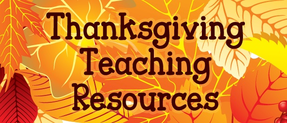 A collection of history resources, activities, games, and facts about Thanksgiving from Pearson OLE.