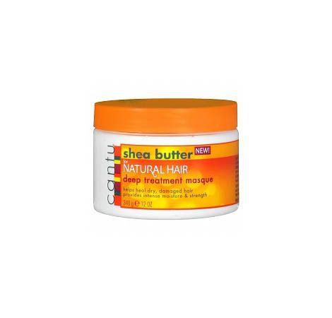Cantu Shea Butter For Natural Hair Deep Treatment Masque Review