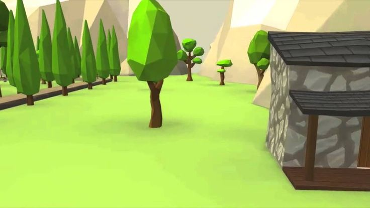 Cartoon Forest & Farm Pack for Unity Asset Store - Trailer