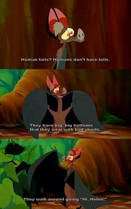 Batty #ferngully