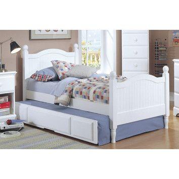 Carolina Furniture Works, Inc. Carolina Cottage Arched Panel Bed