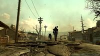 Fallout 3 | Take in the sights and sounds of the vast Capital Wasteland! See the great monuments of the United States lying in post-apocalyptic ruin! You make the choices that define you and change the world. Just keep an eye on your Rad Meter! #pc #pcgame #pcgames #pcgamer #pcgaming #videogames #games