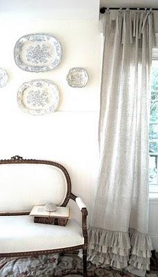 I love these drapes.
