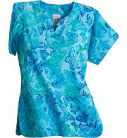 """""""Hush""""   This butterfly batik is fresh, crisp and perfect for summer!"""