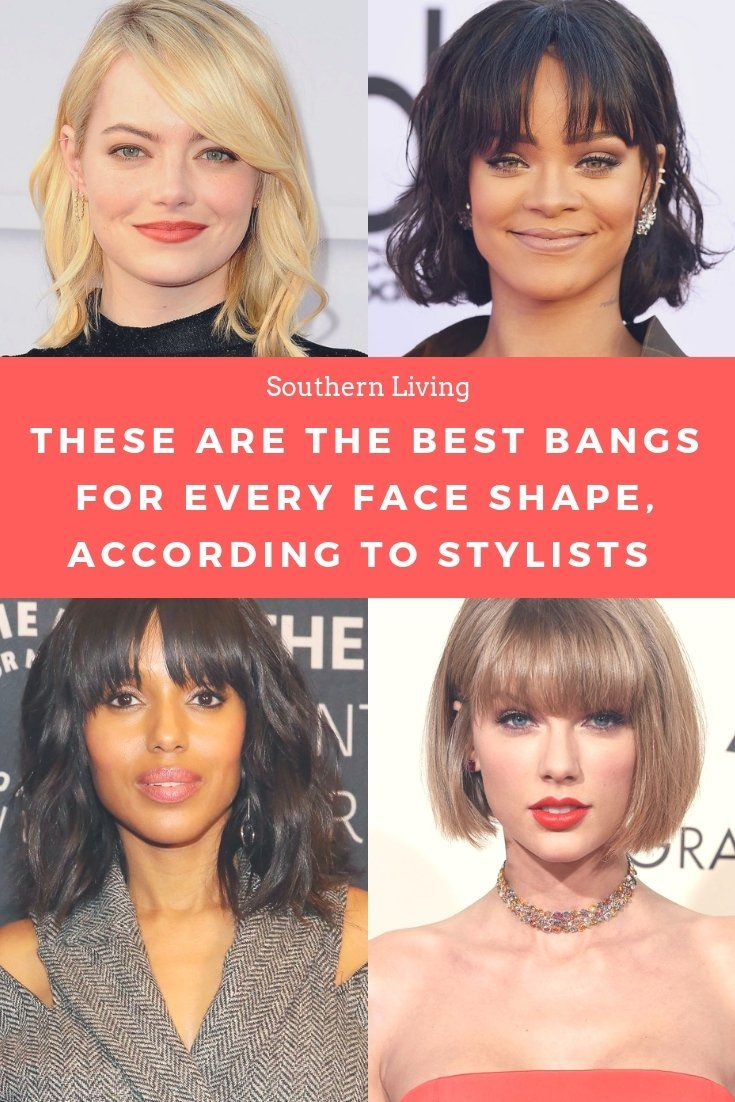 98f67e6813 These Are the Best Bangs for Every Face Shape
