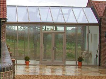 17 best images about conservatories on pinterest cream for Glass rooms conservatories
