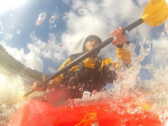 Photo of Kayak Voss Day Tours