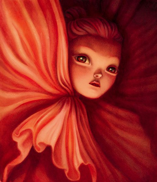 Benjamin Lacombe. So pretty.