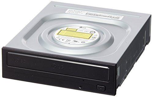 nice LG GH24NSD1 - Unidad de DVD interna (DVD a 16x, SATA, CD a 48x), color negro
