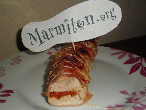 Filet mignon à l'italienne : Recette de Filet mignon à l'italienne - Marmiton