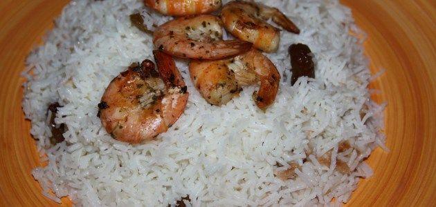Колумбийский кокосовый рис