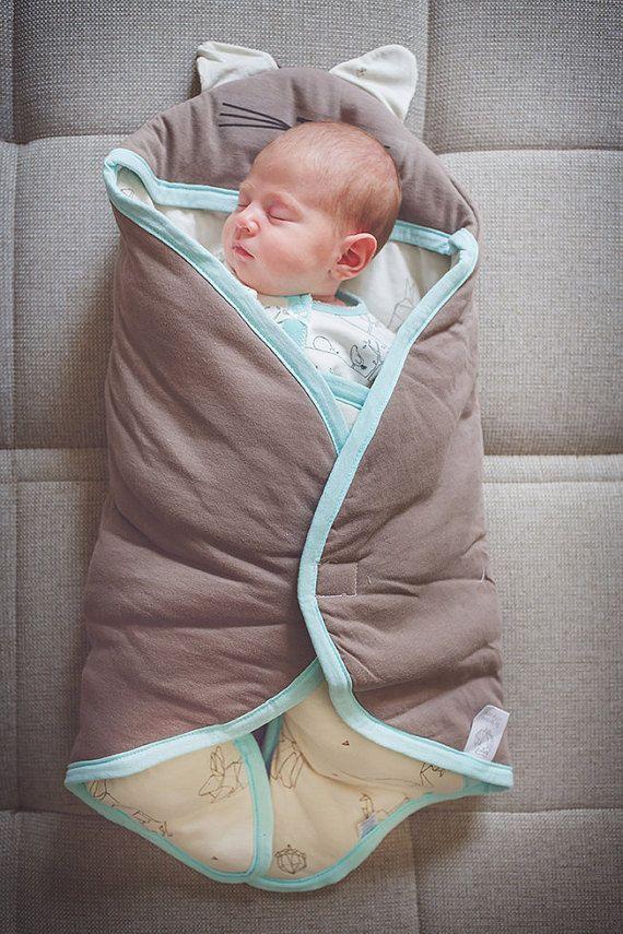 Saco de dormir del bebé / saco de dormir de bebé recién nacido