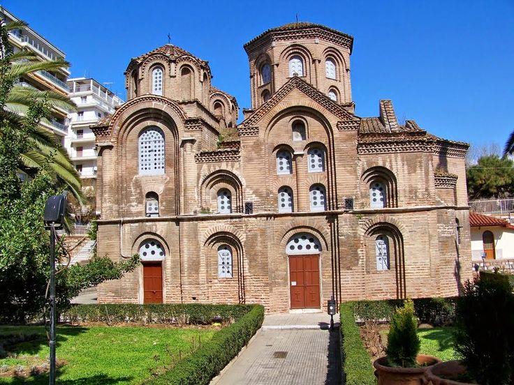 Agia Sophia, Thessaloniki 5-6 cent.