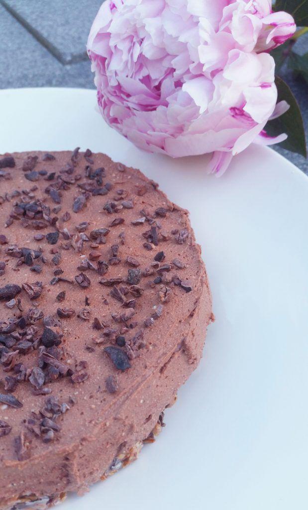 Suklainen kahvikakku (gluteeniton, sokeriton) - Terveelliset herkut