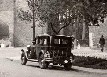 Via Vittorio Veneto 1936