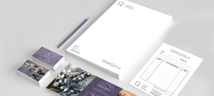 Sonaquila: Banding and Conceptual Development by Electrik Design Agency www.electrik.co.za/