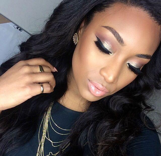 Makeup For Black Women  Makeup For Black Women  Wedding -4431