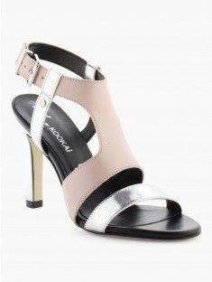 Sandales à talon K by KOOKAÏ pour la Halles aux chaussures - 69€