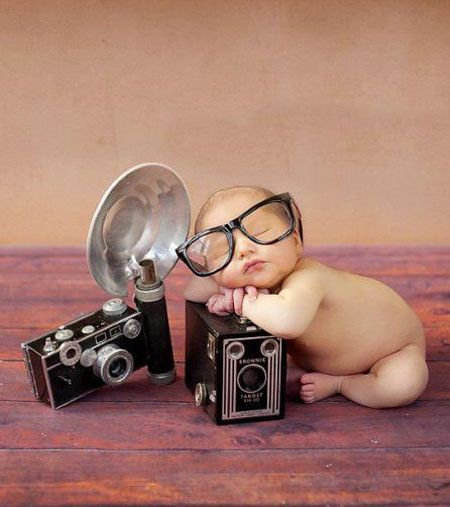 How some professional photographers got their start.