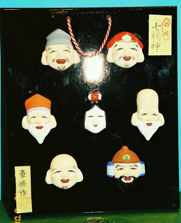 Japanese - 七福神
