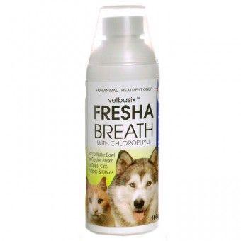 Vetbasix Fresha Breath 150ml - Dog & Cat Health & Wellbeing
