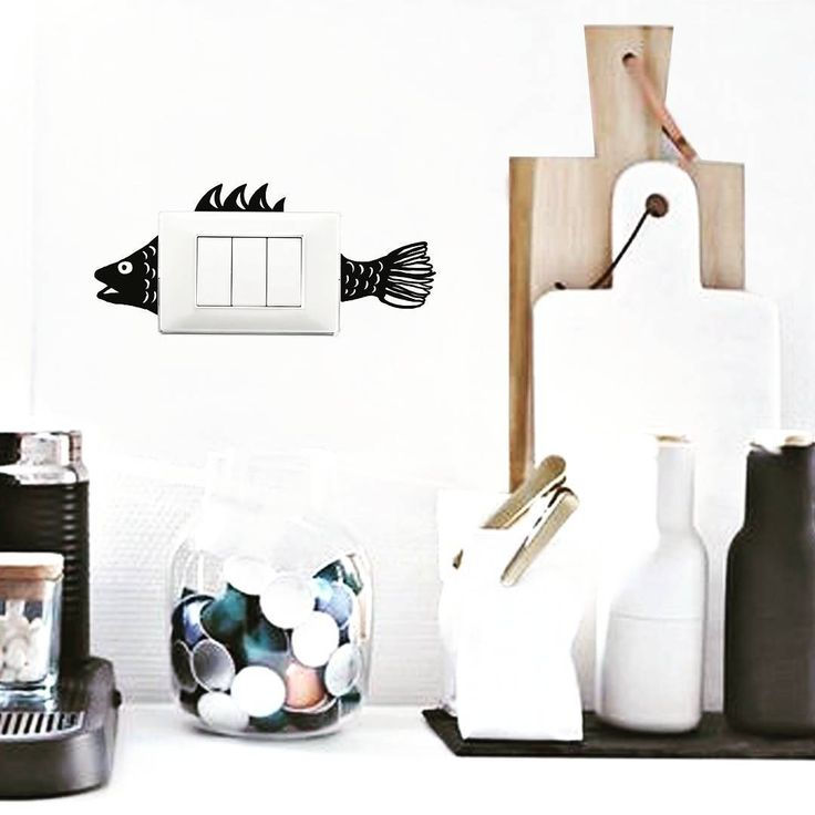 Fish & chips  #stickers #interior #decoration #italy #madeinitaly #home #wallart #wall #wallmaniac #art #handma #handmadeinitaly #fish #kitchen