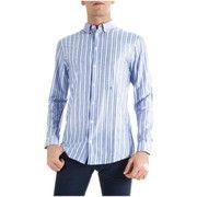 Camicie maniche lunghe Etro Camicia  Mod. 138146157 Azzurro