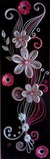 Neli Quilling Art: Quilling flowers