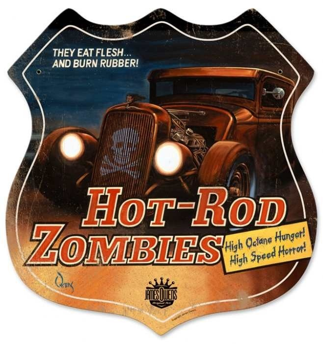 84 Best Hot Rod Signs Images On Pinterest Hot Rods