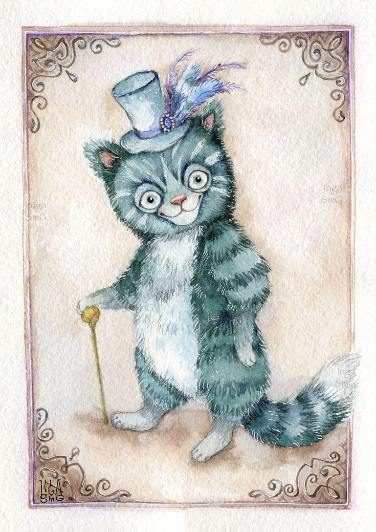 Инга измайлова художник открытки
