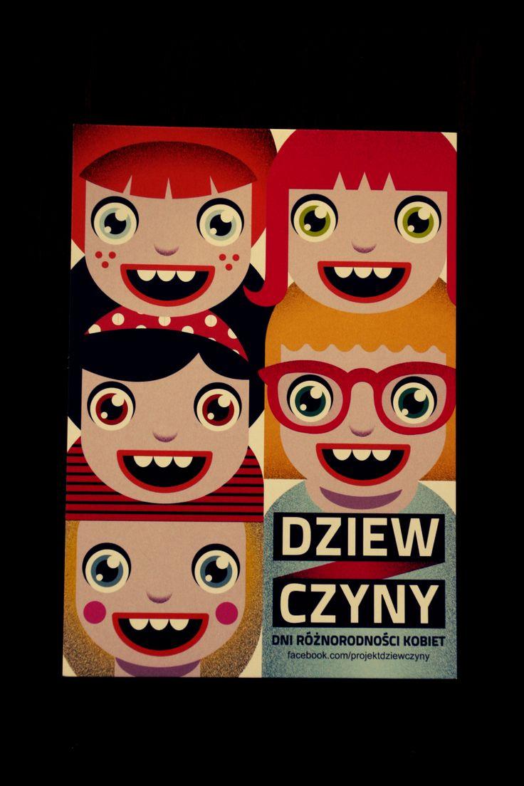 pocztówka  www.projektdziewczyny.org.pl