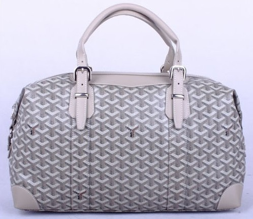 Amazing Goyard Travelling Bags 8758 Grey Cheap | E Goyard Bag Price