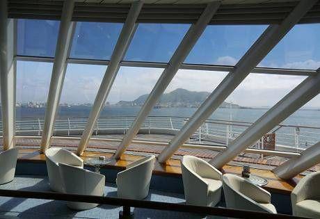 船旅の魅力満喫...豪華客船「飛鳥JIS+2D36」船内見学 - JA8MEMのつれづれ日誌