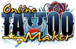 The Online Tattoo Maker exclusively from TattooDesign.com
