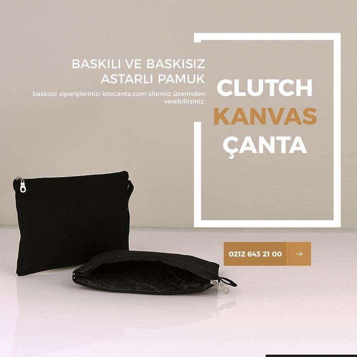 Şık clutch çantaları yanınızdan ayıramayacaksınız! Hemen sipariş vermek için istecanta.com adresini ziyaret edebilirsiniz. #bezcanta #kanvas #clutchcanta #clutchbag #toptan #totebag