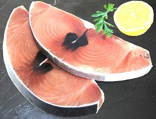 """Тунец, стейк на коже, 250-350 гр, """"Marfrio"""""""
