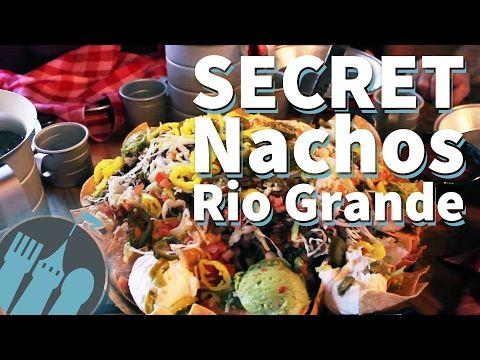 SECRET MENU! Nachos Rio Grande Challenge at Pecos Bill Tall Tale Inn and Cafe in Disney World | the disney food blog