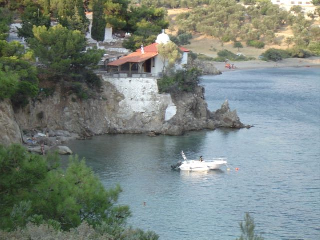 Lesvos, Agios Hermogenis
