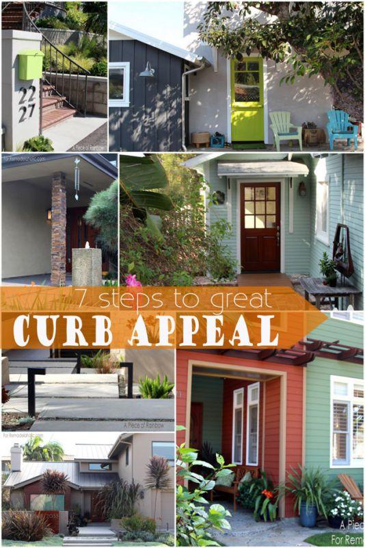 Add curb appeal -- 7 ways #spon