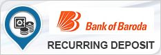 Bank of Baroda Recurring Deposit Interest Rates for Short-Term Deposit, Senior Citizen RD Rates