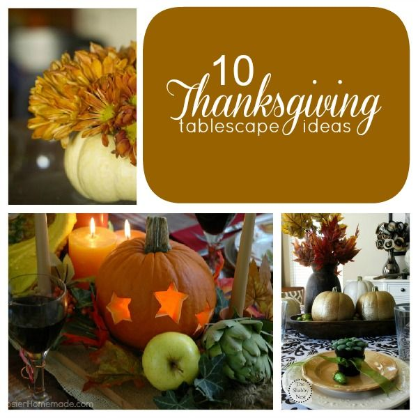Top 20 Ideas About Thanksgiving On Pinterest