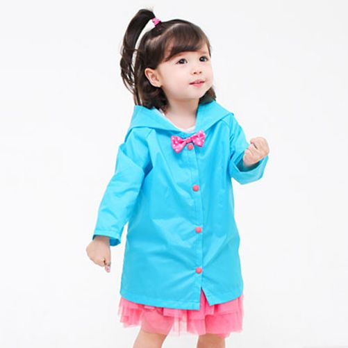 New Arrival Kids Raincoat Jacket Boys Rain Coat Children Waterproof Jacket Outerwear Coats for Girls Clothing 3 Colors #Affiliate