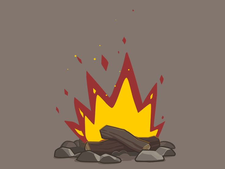 Dribbble - Campfire FX by Tomasz Czajka