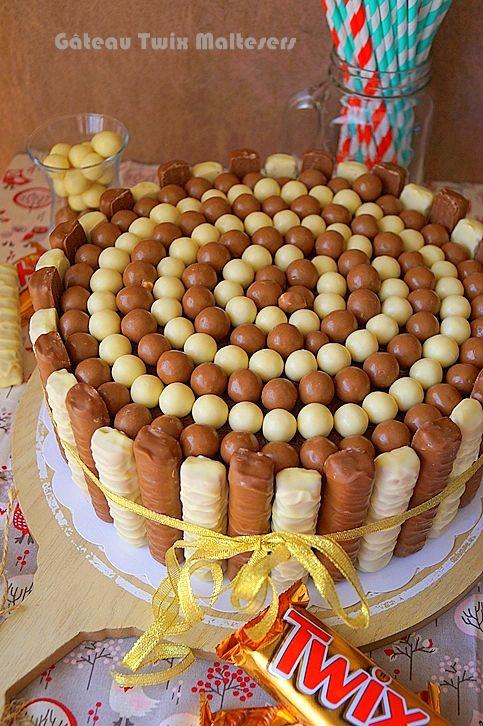 Les 25 meilleures id es concernant cupcakes au cholocat sur pinterest recettes de cupcakes - Recette gateau d anniversaire original ...