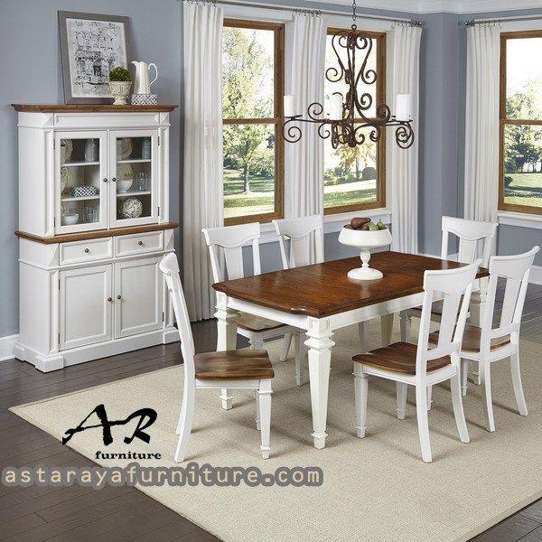 Set Meja Makan Minimalis Duco Furniture