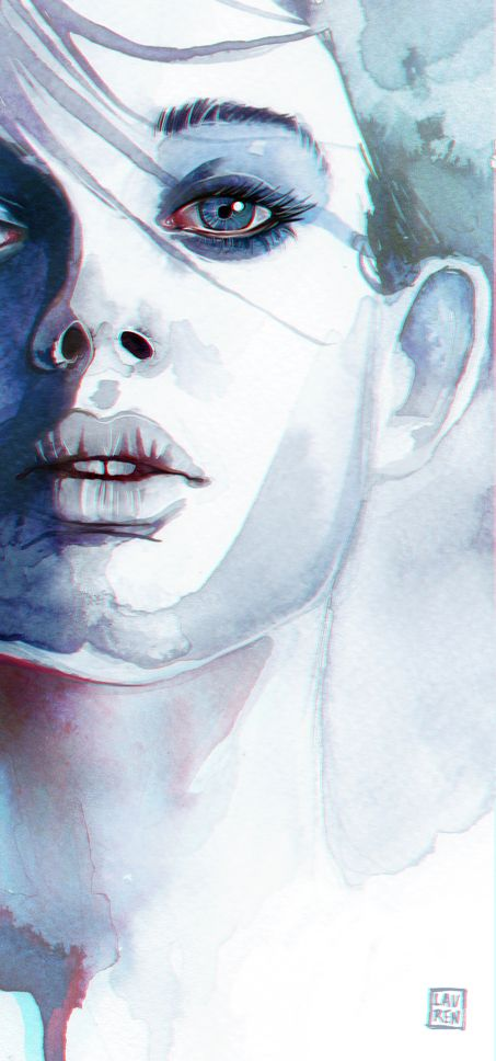 Ghost by Awnen.deviantart.com on @deviantART